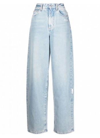 Off-White  широкі джинси