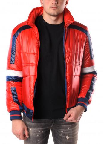 Куртка з принтом Bikkembergs