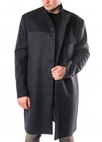 Однобортне пальто Bikkembergs