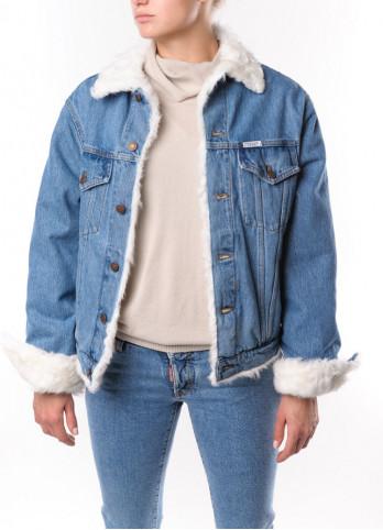 Двостороння джинсова куртка Forte dei marmi couture