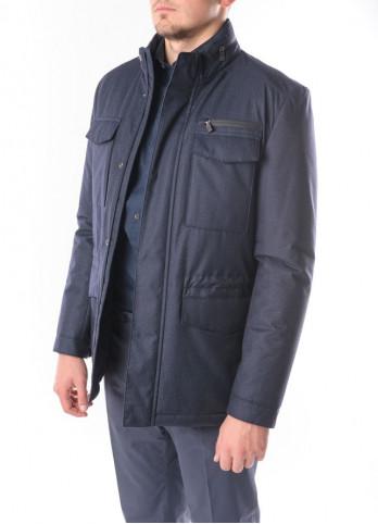Куртка з прихованим капюшоном Corneliani