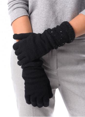 Кашемировые перчатки Fabiana Filippi