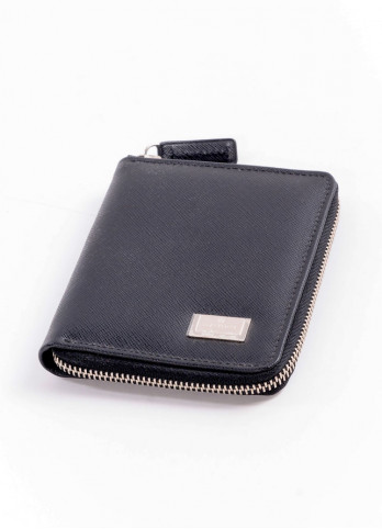Кожаный кошелек с логотипом Corneliani