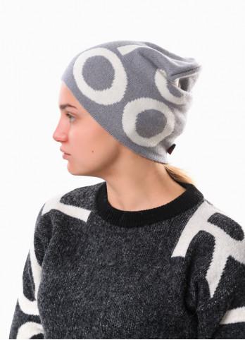 Вовняна шапка з логотипом Woolrich