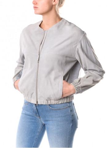 Замшева куртка Fabiana Filippi