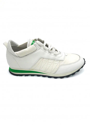 Белые мужские кроссовки Bikkembergs