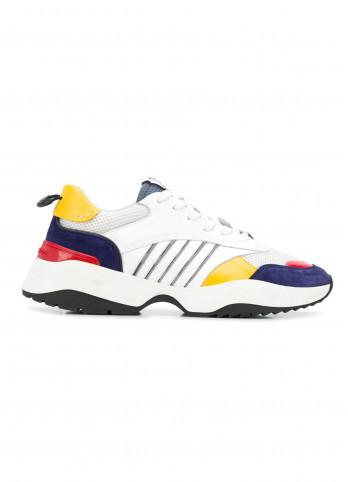 Мужские кроссовки со вставками Dsquared2