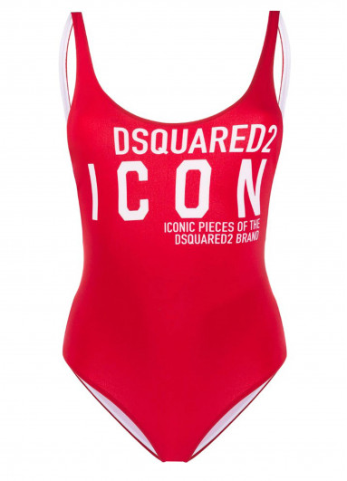 Суцільний купальник ICON Dsquared2