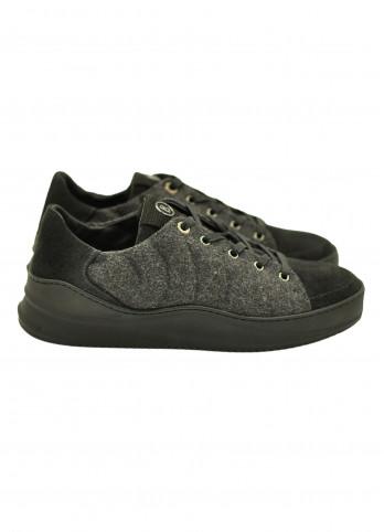 Черные мужские кроссовки Bogner