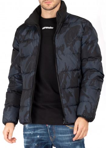 Двостороння пухова куртка Bikkembergs