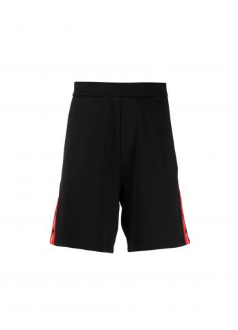 Спортивные шорты с логотипом Dsquared2