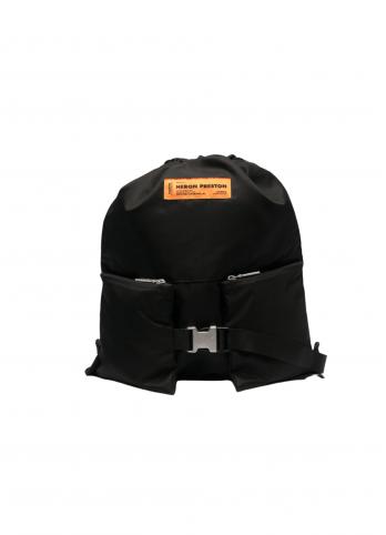 Рюкзак с нашивкой-логотипом
